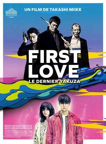 affiche first love le dernier yakuza de takashi miike