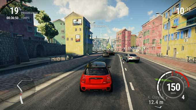 image gameplay gears club unlimited 2 porsche edition