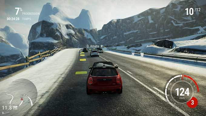 image test gears club unlimited 2 porsche edition