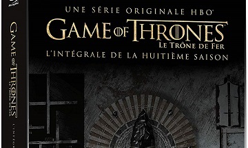 image article blu ray 4k saison 8 game of thrones