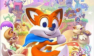 image new super lucky's tale