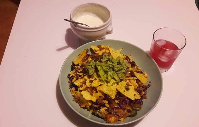 test de recette nachos bien garnis de snoop dogg