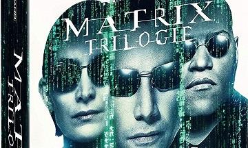 [Test - Blu-ray 4K Ultra HD] Matrix La Trilogie - Warner Bros France