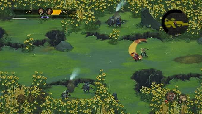image gameplay yaga
