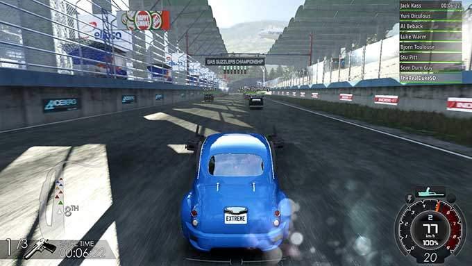 image gameplay gas guzzlers extreme