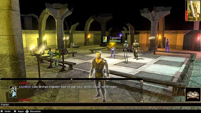 image gameplay neverwinter nights enhanced edition