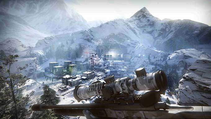 image test sniper ghost warrior contracts
