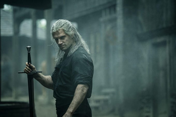 image henry cavill the witcher