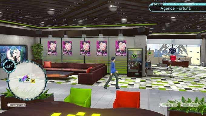 image gameplay tokyo mirage session
