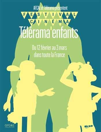affiche festival cinéma télérama enfants 2020