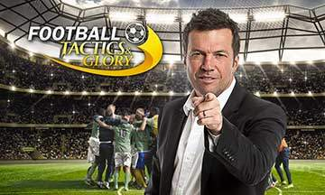 image playstation 4 football tactics and glory