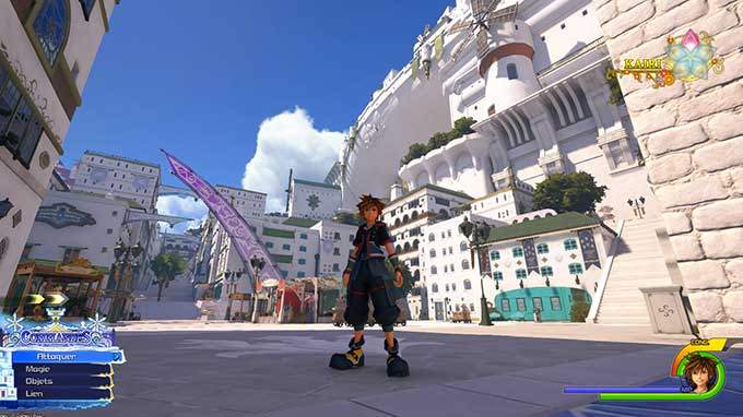 image gameplay kingdom hearts 3 remind