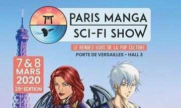 image article paris manga