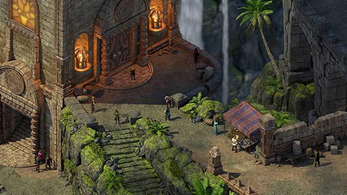 image gameplay pillars of eternity 2