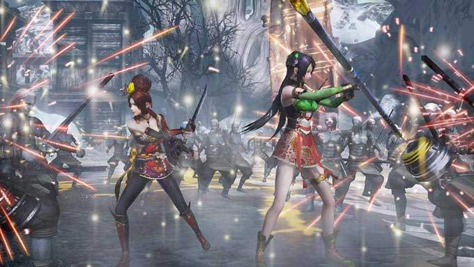 image gameplay warriors orochi 4 ultimate