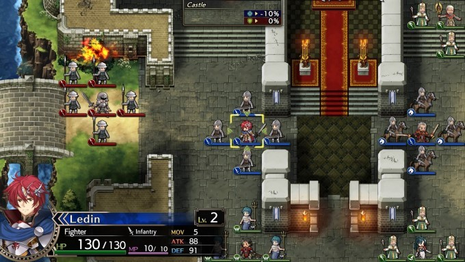 image gameplay langrisser