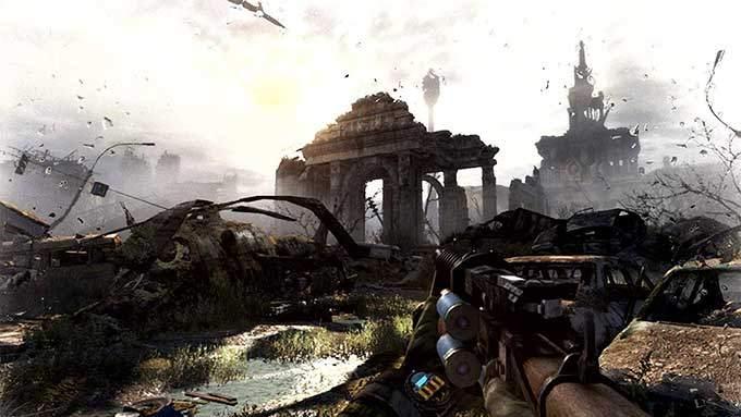 image gameplay metro redux