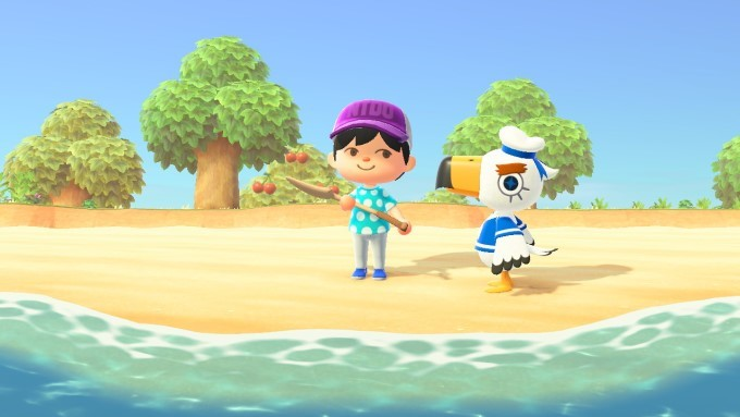 image jeu animal crossing new horizons