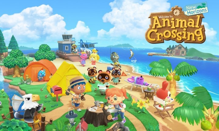image nintendo animal crossing new horizons