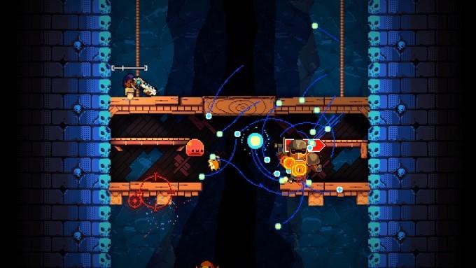 image gameplay exit the gungeon