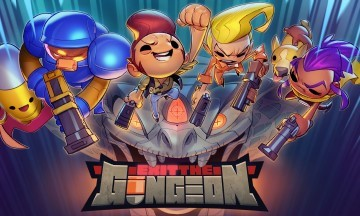 image nintendo switch exit the gungeon