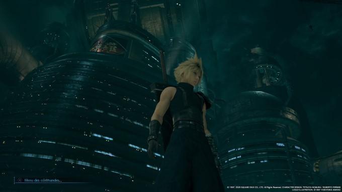 image shinra final fantasy 7 remake