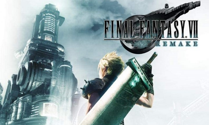 image final fantasy 7 remake