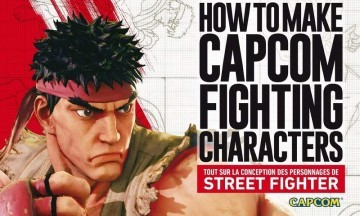 image how to make capcom fighting characters