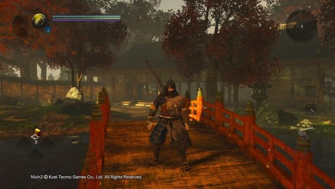 image gameplay nioh 2