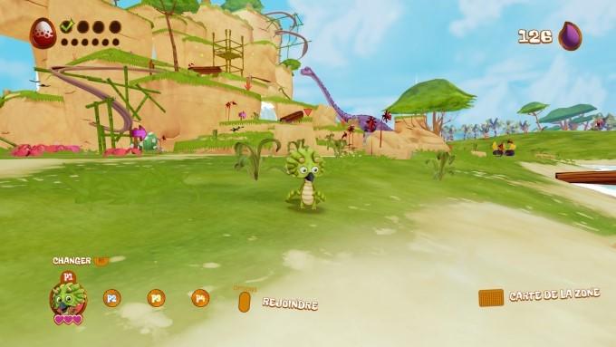 image test gigantosaurus le jeu