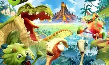 image gigantosaurus le jeu