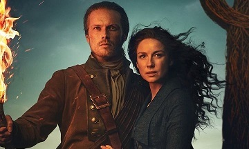 image article saison 5 outlander
