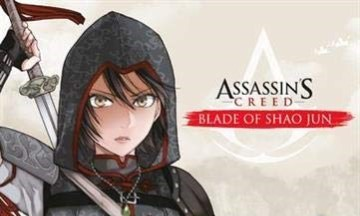 image manga assassin's creed blade of shao jun tome 1