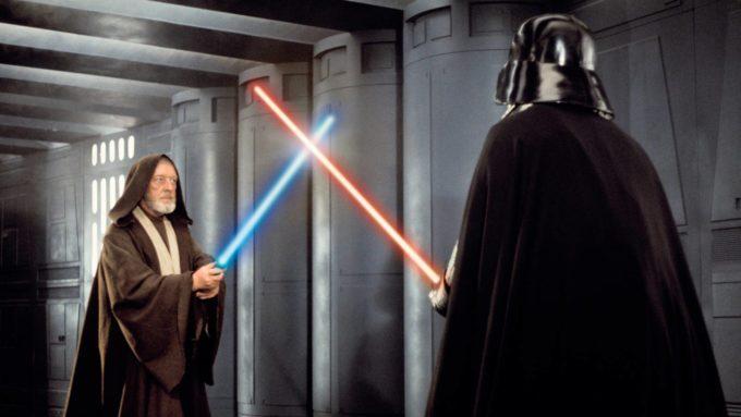 image alec guiness un nouvel espoir episode IV star wars