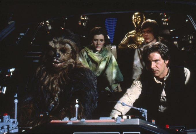 image mark hamill le retour du jedi episode VI star wars