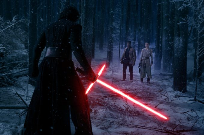 image adam driver le réveil de la force episode VII star wars
