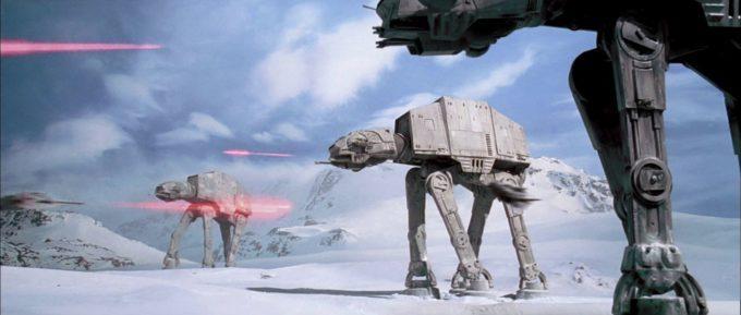 image l empire contre attaque star wars episode V