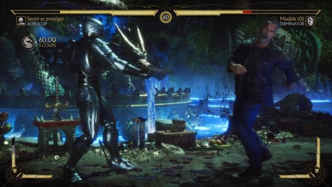 image gameplay mortal kombat 11 aftermath