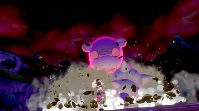 image test pokemon l'ile solitaire de l'armure