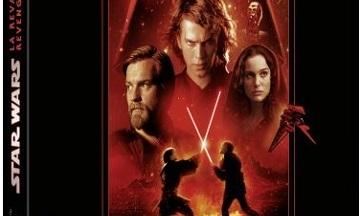 [Test - Blu-ray 4K Ultra HD] Star Wars : Episode III - La Revanche des Sith