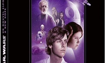 [Test - Blu-ray 4K Ultra HD] Star Wars : Episode IV - Un Nouvel Espoir