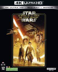 image blu ray 4k le réveil de la force episode VII star wars