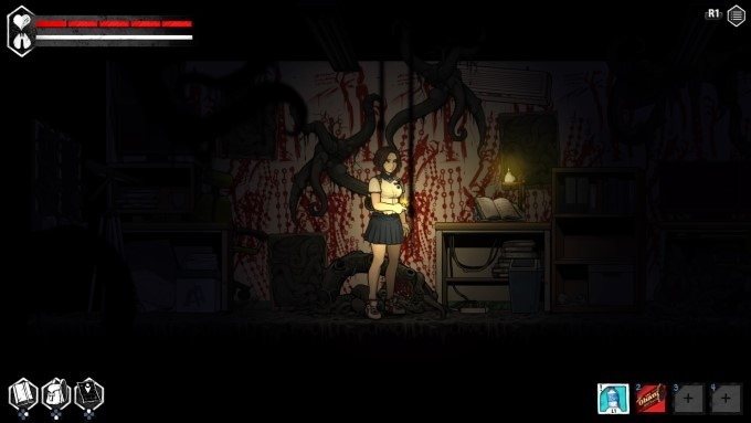 image gameplay the coma 2 vicious sisters