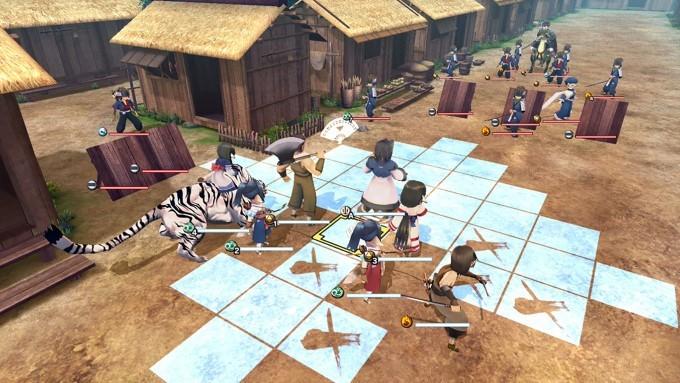 image gameplay utawarerumono prelude to the fallen