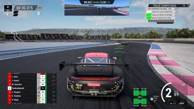 image gameplay assetto corsa competizione