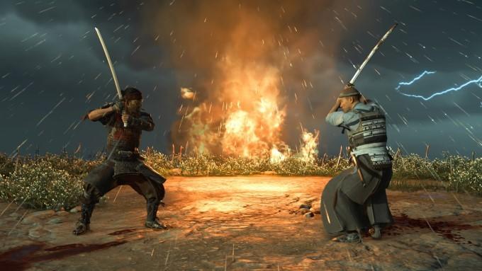 image combat ghost of tsushima