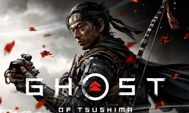 image ps4 ghost of tsushima