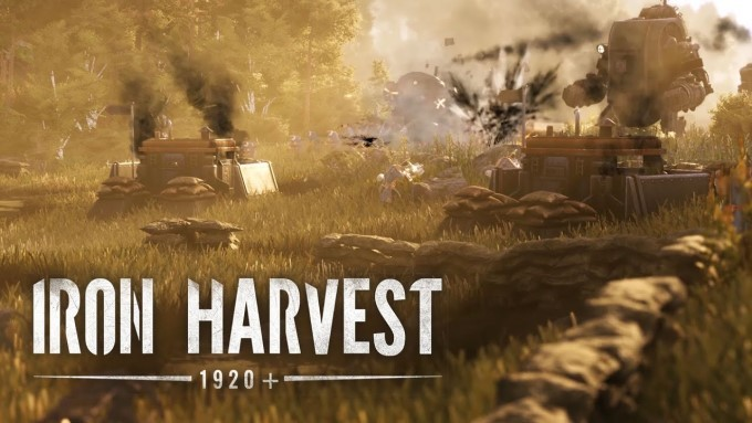 image news iron harvest 1920