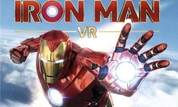image marvel's iron man vr