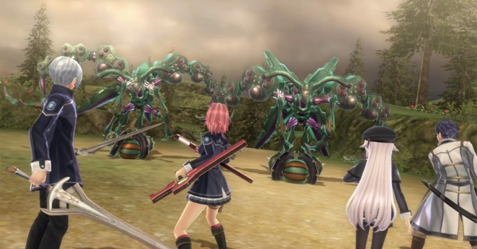 image test switch trails of cold steel 3